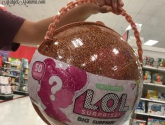 Enter to win L.O.L BIG Surprise!