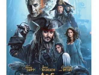 Pirates of the Caribbean: Dead Men Tell No Tales is on Blu-Ray & DVD Today!