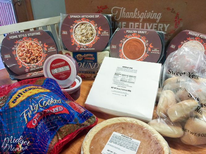 Thanksgiving Dinner Delivery In Coventry Rhode Island