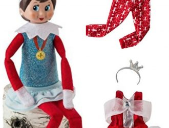Super Cute Girl Elf on the Shelf Outfits!