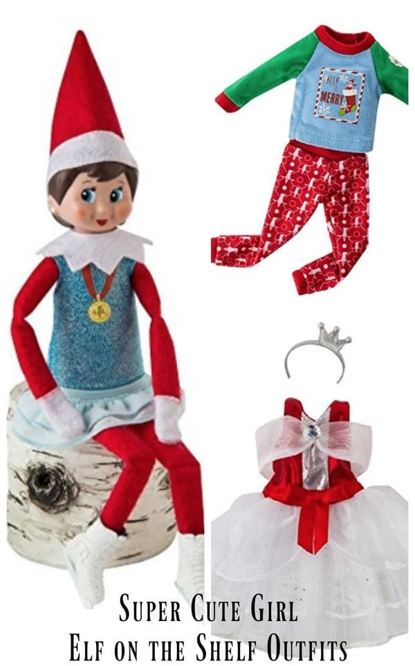 Super Cute Elf On The Shelf Girl Clothes Midgetmomma