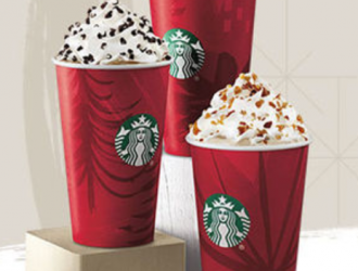 Starbucks Buy One Get One FREE Holiday Drinks on December 6th!!!