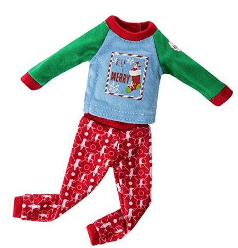 Super Cute Elf On The Shelf Girl Clothes Midgetmomma