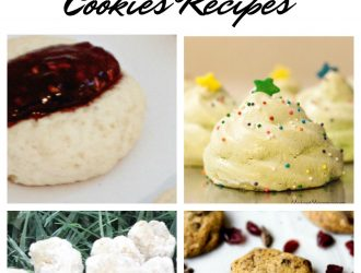 25 Days of Christmas Cookies Recipes