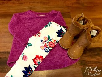 Check out the Festive and Comfy Holiday Outfits The Kids Picked out!