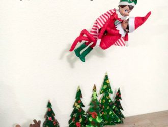 How to Make Elf on The Shelf Fly