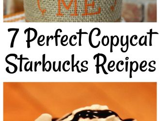 7 Perfect Starbucks Copycat Recipes