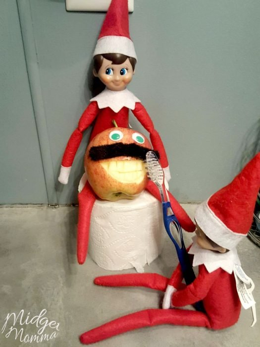 Dollar Store Elf on the Shelf Ideas