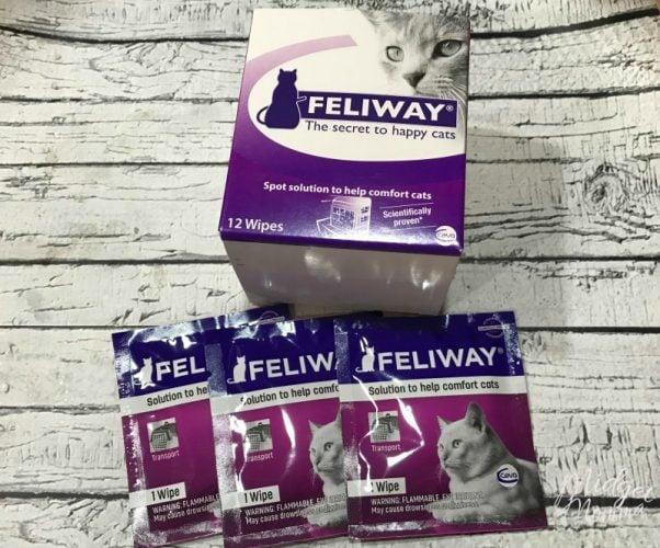 Feliway cat product
