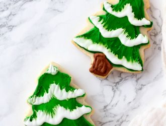 homemade sugar cookie