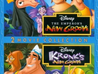 The Emperor's New Groove / Kronk's New Groove 2-Movie Set (Blu-ray + DVD) ONLY $10!
