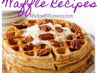 6 Brilliant Waffle Recipes That Will Change Your Breakfast