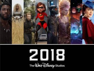 2018 Disney Movies That will Soon Be in Theaters!
