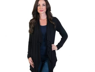 Perfect for Spring!  Agiato Women's Cascade Cardigan ONLY $8.99 Shipped!
