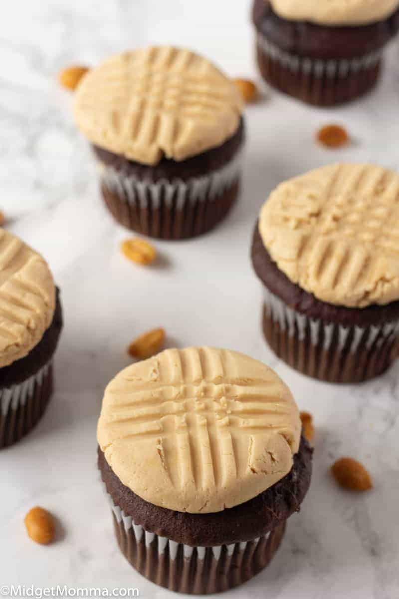 peanut butter cookie Frosting
