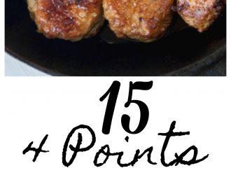 15 4 Point Weight Watchers Dinner Recipes