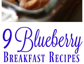 9 Blueberry Breakfast Recipes
