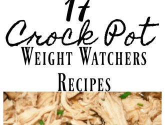 Crockpot Weight Watchers Recipes