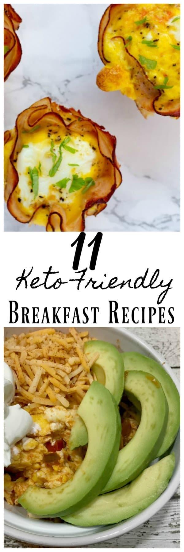 Keto Breakfast Recipes Midgetmomma