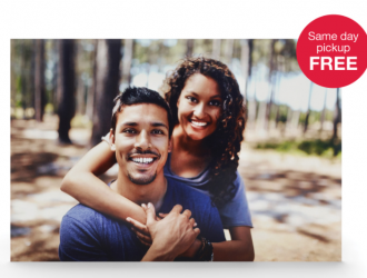 FREE 8×10 Photo Print + Free Same Day Pickup at CVS