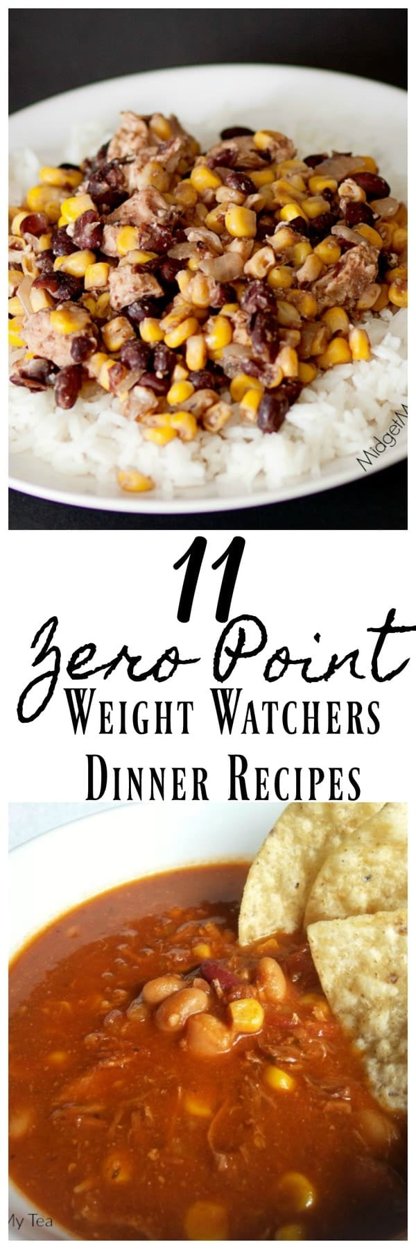 11 Zero Point Weight Watchers Dinner Recipes • MidgetMomma