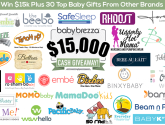 Enter the Baby Brezza $15,000 Sweeps