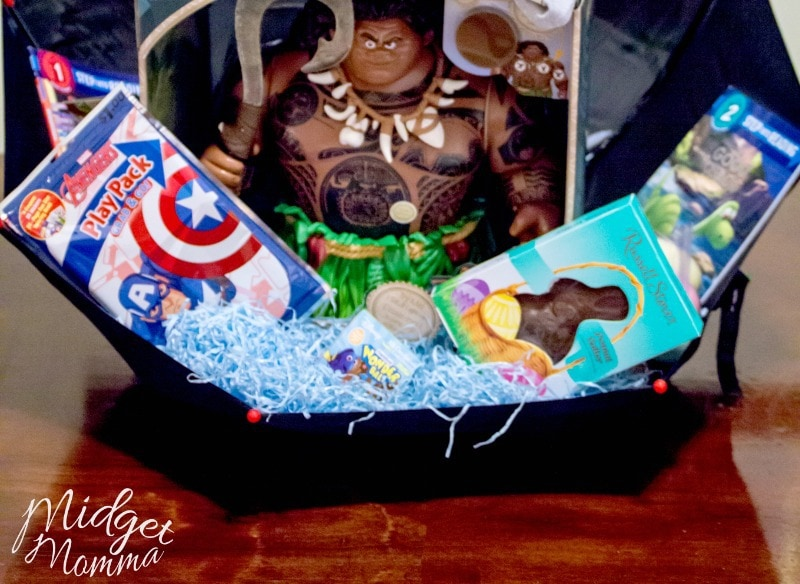 Easy Easter Basket Ideas For Kids