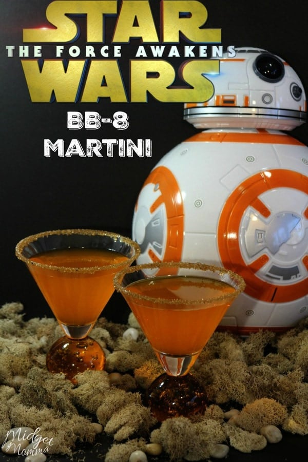 BB-8 Martini Star Wars Drink