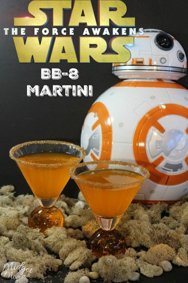 BB-8 Martini Star Wars Drink
