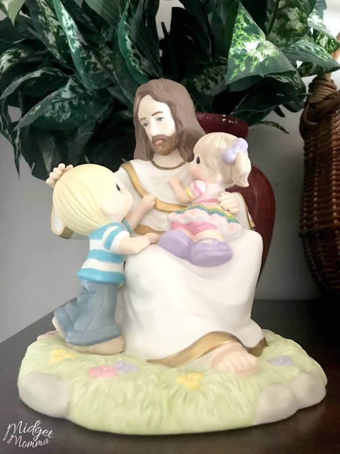 Easter Precious Moments figure