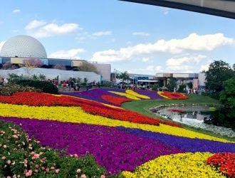 Navigating Disney's Flower And Garden Festival