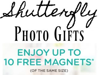 How to Get Shutterfly Coupon Codes for FREE Photo Items