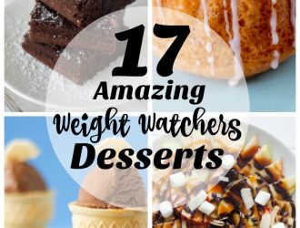Weight Watcher Dessert Recipes