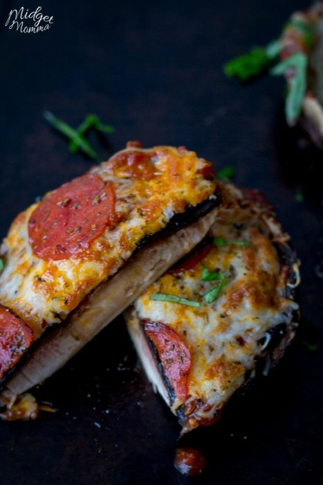 portobello pizza recipe
