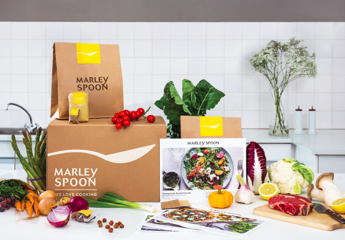 Marley Spoon Coupon