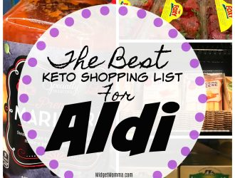 The Best Keto Shopping List for Aldi