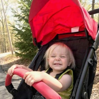 Britax B-Mobile Stroller. The Britax B-Mobile Stroller is a great stroller for Moms and babies. Find out why we love the Britax B-Mobile Stroller!