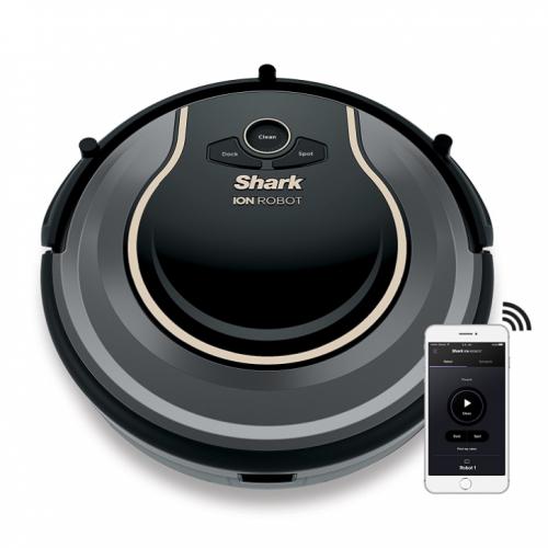 SharkION ROBOT 750 Connected Robotic Vacuum.