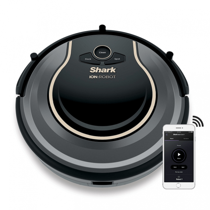 Shark ION ROBOT 750 Connected Robotic Vacuum.
