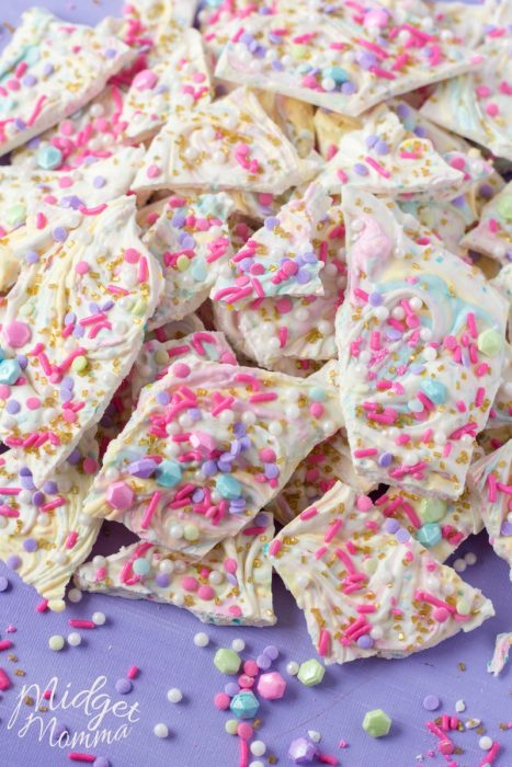 Unicorn Poop Candy