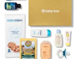 Whoa Baby! Grab the Target Baby Box for ONLY $5 Shipped!