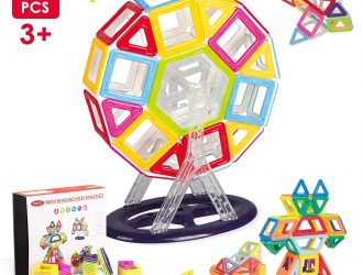 Snag this for the Kids!  Magnetic Building sets 102 pcs ONLY $14.99!