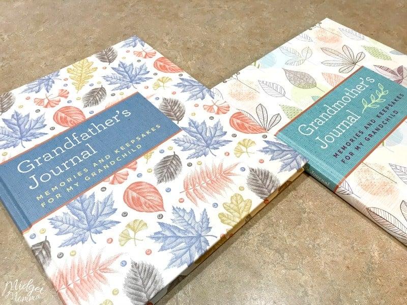 Grandparent Journal Keepsake