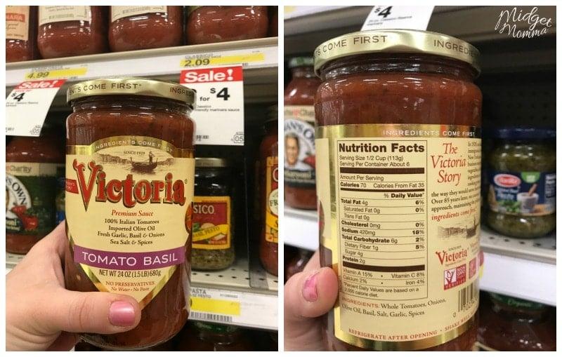 Keto Pasta Sauce at Target