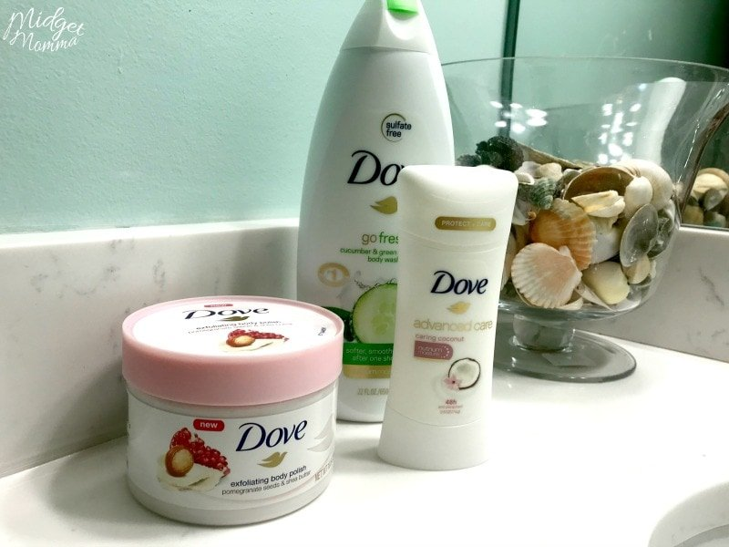 Mom Dove Products at Target