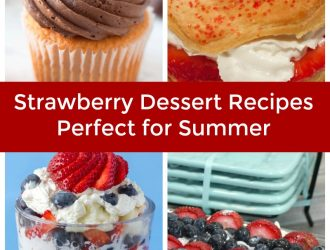 8 Strawberry Dessert Recipes Perfect for Summer