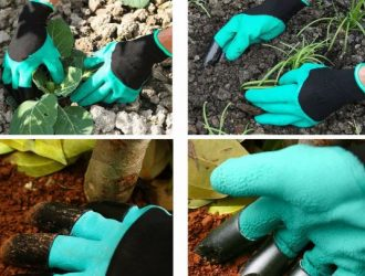 What a Super Steal:  Garden Claw Gloves ONLY $3.99!