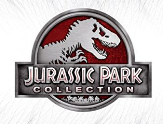Jurassic Park Collection+ Blu-ray | Box Set for ONLY $16.99