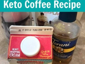 Easy Keto Coffee Recipe