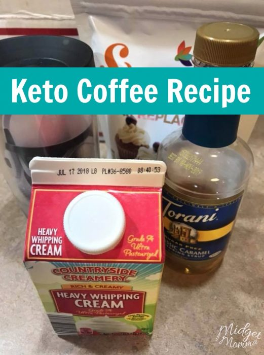 Easy Coffee Keto Recipe